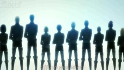 [asmv] Shingeki no Kyojin - Издигане и издигане