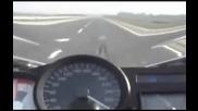 Мотор Bmw K1200s вдига 280 км ч