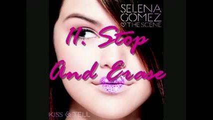 Песни от Албума на Селена Гомез Kiss & Tell