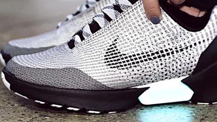Маратонките на бъдещето на Nike