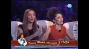 X Factor Жана Бергендорф - Live концерт - 28.11.2013 г.