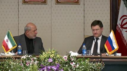 Iran: Novak and Chitchian discuss oil production freeze