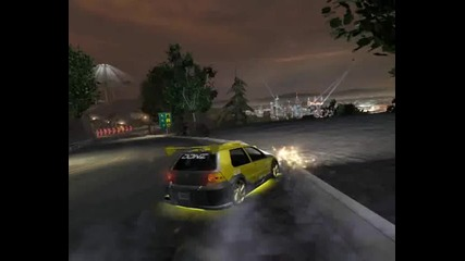 nfs u2 drift and drag-amateur