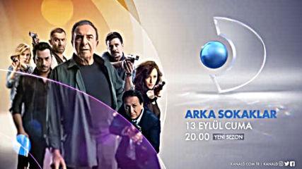 Arka Sokaklar 522 Bolum Yeni Bolum 13 Eylul Cuma 14 Sezon 2019 Hd