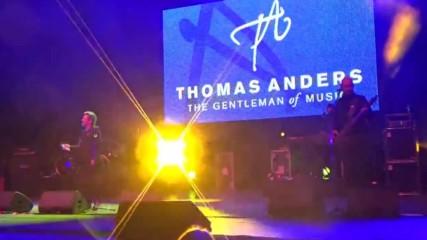 Thomas Anders - 100 years,you are not alone (14.12.2016-на живо в София ,зала 1 на Ндк)