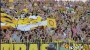 3000 феноменални фена на Ботев превзеха Герена
