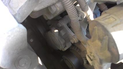 Ford focus 2 1.6tdci загрял-обтяжна ролка