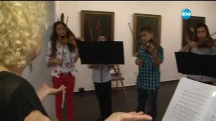 Темата на Нова: Може ли музиката да измести улицата в най-големия ромски квартал в България