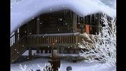 Тихо се сипе първият сняг