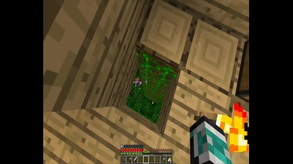 Minecraft Jungle survival with whitenoize and Demona ep7