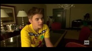 Justin Accepts Being Bullied Interview]