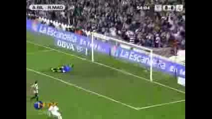 Athletic Bilbao 0 - 1 Real Madrid