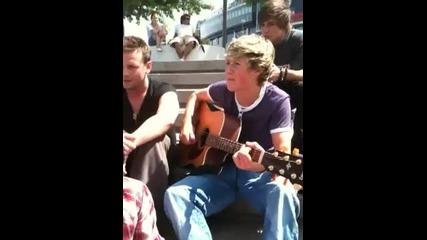 Niall Horan-baby