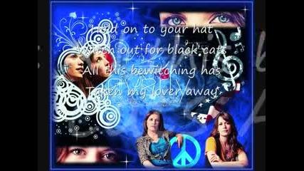 Bethany Joy Galeotti - Flying Machine (lyrics)