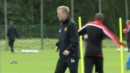 Мойс и Юнайтед си казаха сбогом!