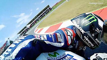 Motogp™ Екшън от Гран При на Каталуния 2016