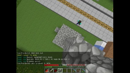 Minecraft Hardcraft #13 Как се прави Асансьор