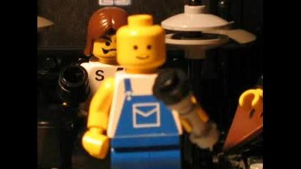 Legostein - Feuer Frei