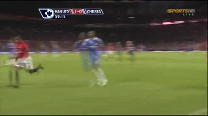 Cristiano Ronaldo Vs Chelsea Home Hd