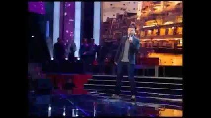 Milan Jeremić - Da mi je al nije (Zvezde Granda 2011_2012 - Emisija 16 - 21.01.2012)