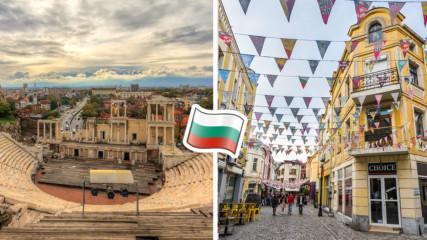 Британците са изумени от чудесата на Пловдив! Кои 9 съвета дават на туристите?