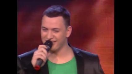 Miroslav Radulović - Nikad nikom nisam rekao (Zvezde Granda 2011_2012 - Emisija 22 - 03.03.2012)
