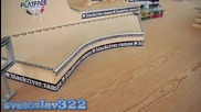 Flatface Fingerboards and Blackriver-ramps