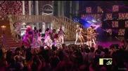 Lady Gaga - Paparazzi (2009 Mtv Vmas) ( Високо Качество )