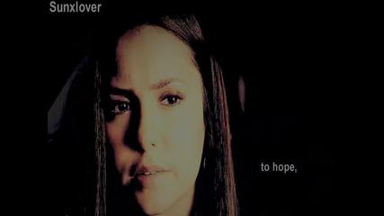 Elena and Damon - Love is...