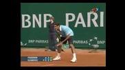 ATP MS Monte Carlo : Федерер - Джокович
