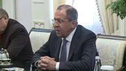 Uzbekistan: Lavrov meets President Karimov during Tashkent visit