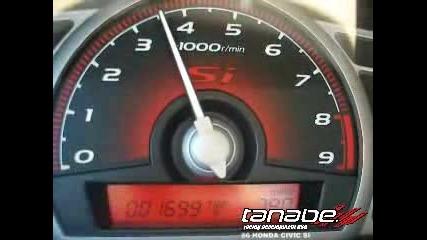 Звук От Honda Civic Si 2006