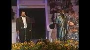 Pavarotti & Barry White - My First, My Last, My Everythin