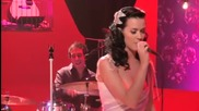 hq Katy Perry I Kissed A Girl Live Mtv Unplugged