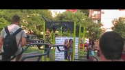 Street Workout турнир в Пловдив - 13.09.2014