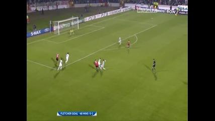 Champions League: Бурсаспор - Манчестер Юнайтед Преглед