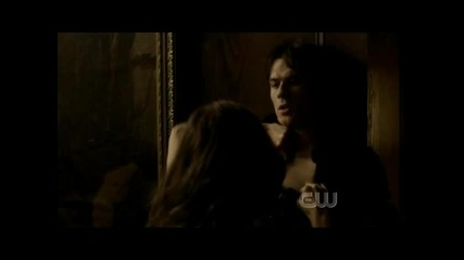 Katherine / Damon / Elena * Damons Broken Heart... * The Vampire Diaries