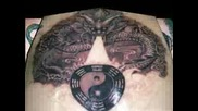 Китайски Татуировки Много Яки