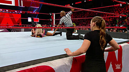 Ember Moon vs. Alexa Bliss: Raw, August 13, 2018 (Full Match)
