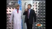 ( # Пълна Лудница 23.01.2010 - Звезден Пенкилер с Министър Плевенлиев # )
