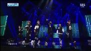 [ Hot Debut ] B T S - No More Dream @ S B S Inkigayo [ 16.06. 2013 ] H D