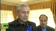 Iran: Russian and Iranian labour ministers meet in Tehran