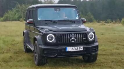 Mercedes-AMG G 63, Колите на сигурността в 24-те часа на Льо Ман - Auto Fest S03EP21
