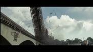 G. I. Joe: The Rise Of Cobra Трейлър с Превод