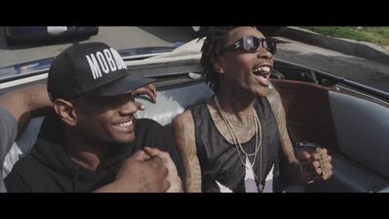 [ Превод ] Wiz Khalifa - Paperbond (official Video)