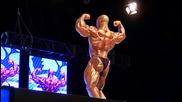 Мотивация с Фил Хийт - тренировка преди Mr. Olimpia 2011