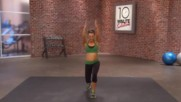 Christine Bullock 2.cardio Booty Camp.10 Minute Solution Butt Lift