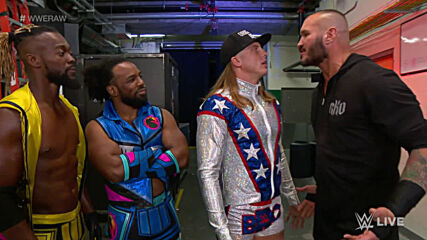 Riddle tries to make Randy Orton apologize to The New Day: Raw, May 17, 2021
