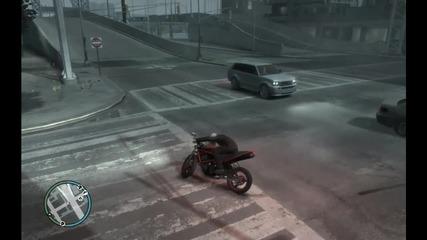 Gta Iv Bike Driving