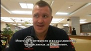 "Евгени Орлов: ""няма да е никак лесно за Кличко"""